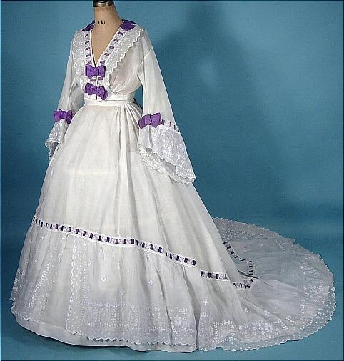 Antique Dressing Gown: Item For Sale