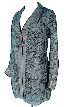 Ladies womens blouse cardigan dress coat jacket UK size 10 12 14 16 18 20 #7469