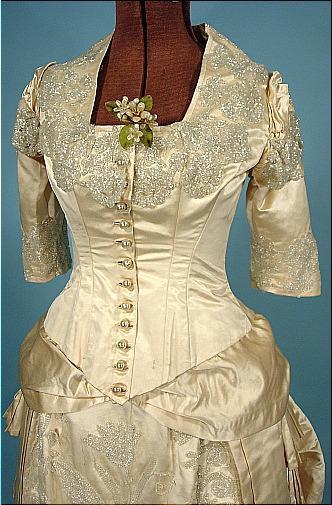 Antique dress item for sale for Antique wedding dresses for sale